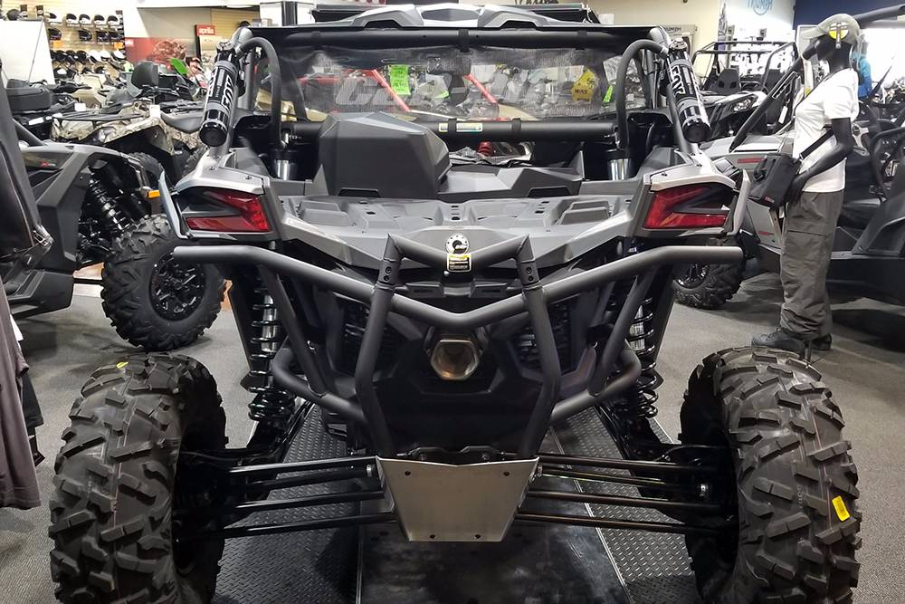 2018 Can-Am™ Maverick X3 X rs Turbo R 10