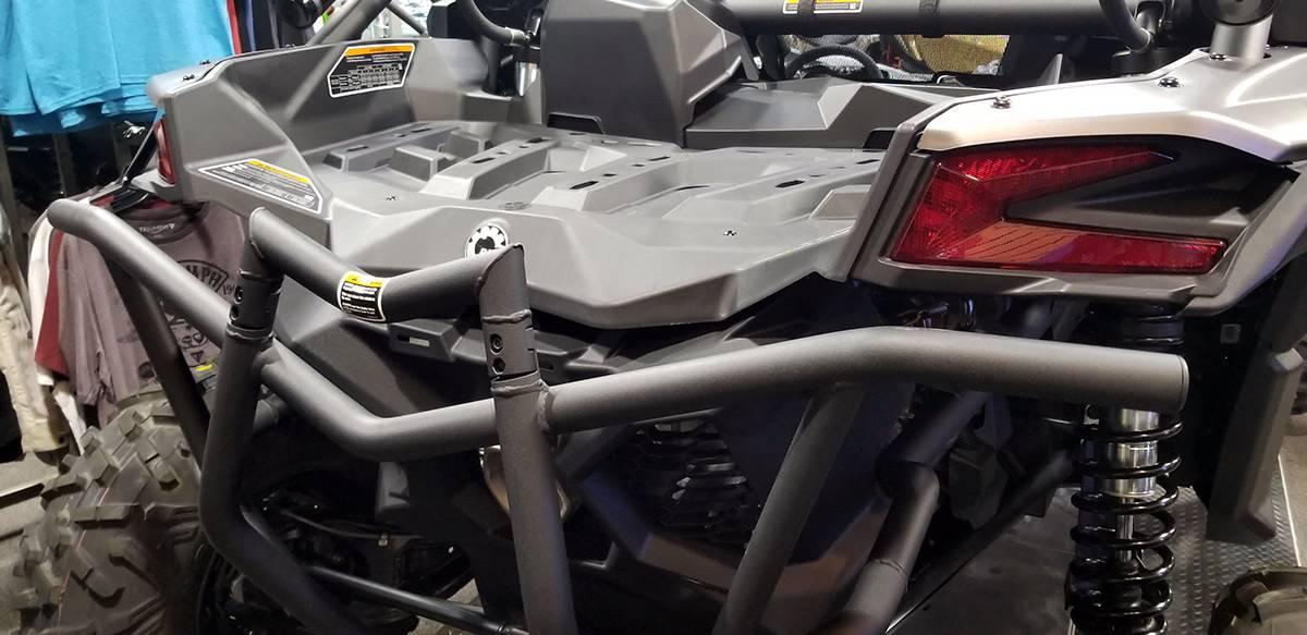 2018 Can-Am™ Maverick X3 X rs Turbo R 12