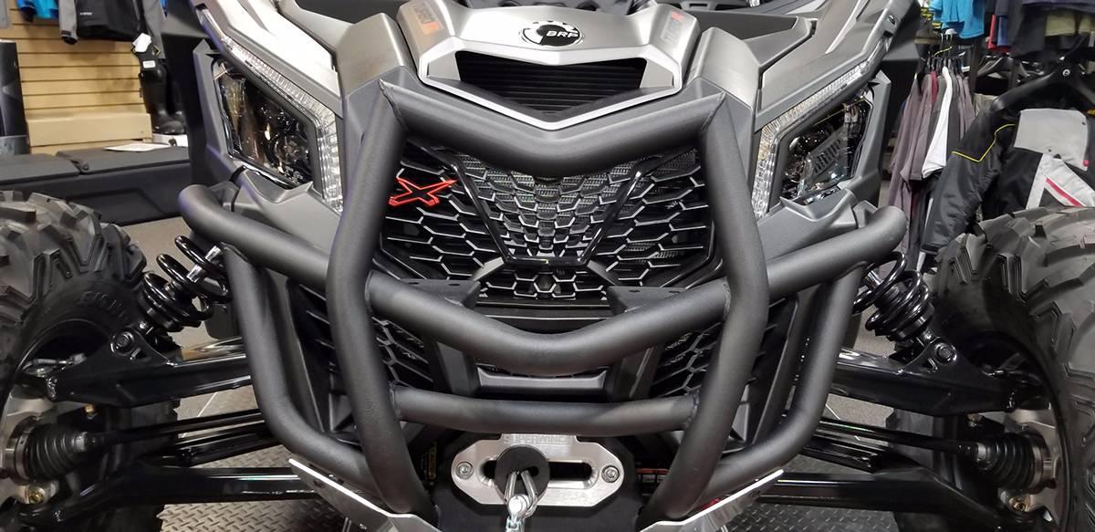 2018 Can-Am™ Maverick X3 X rs Turbo R 5