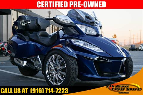 2016 Can-Am Spyder RT Limited in Elk Grove, California