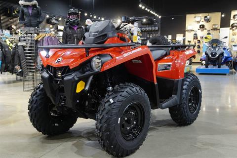 2021 Can-Am Outlander 450 in Elk Grove, California - Photo 1