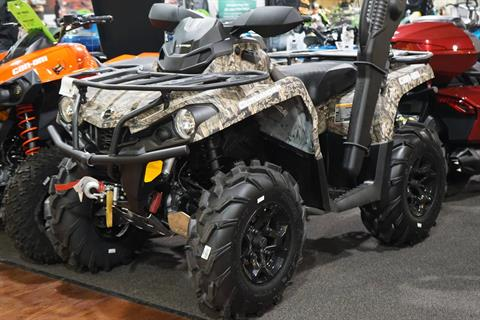 2019 Can-Am Outlander Mossy Oak Hunting Edition 570 in Elk Grove, California