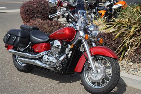 2016 Honda Shadow Aero in Elk Grove, California
