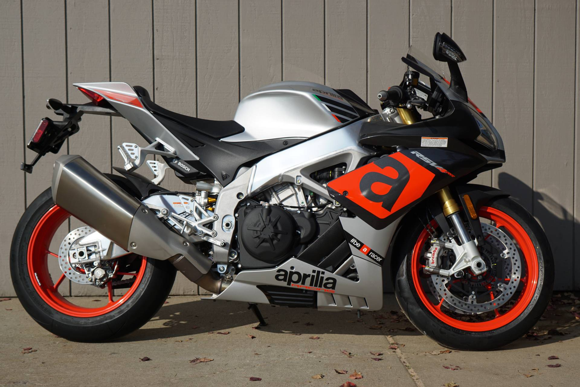 2018 Aprilia RSV4 RR ABS in Elk Grove, California - Photo 1