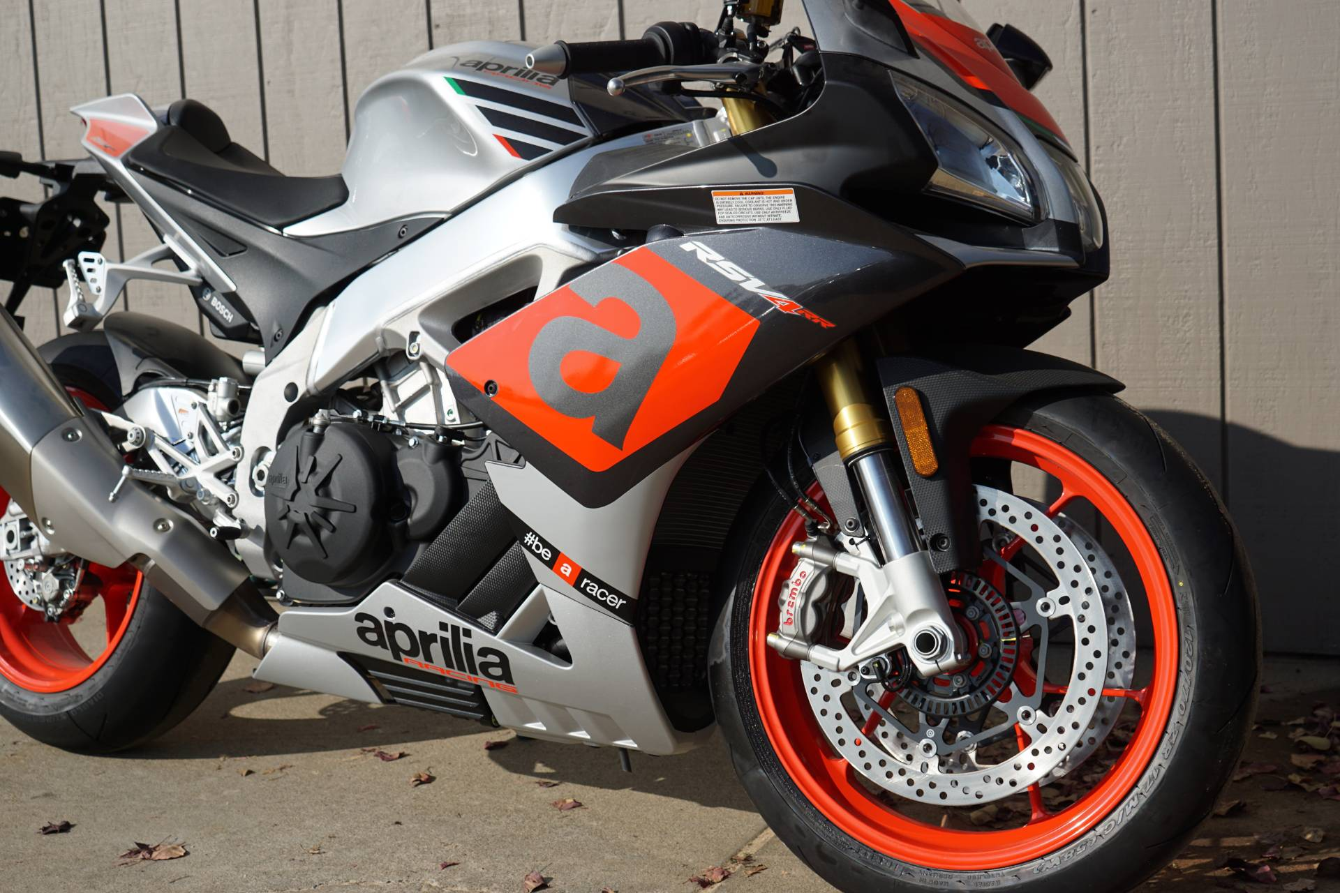 2018 Aprilia RSV4 RR ABS in Elk Grove, California - Photo 2