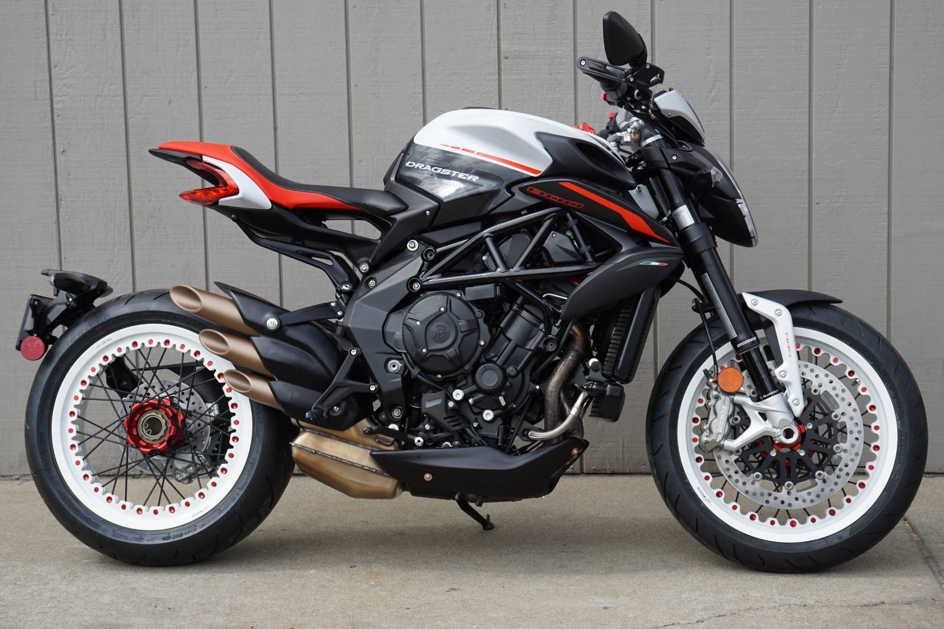 2019 MV Agusta DRAGSTER 800 RR in Elk Grove, California - Photo 1