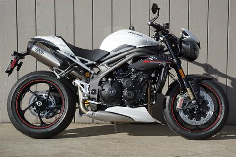 2019 Triumph Speed Triple RS in Elk Grove, California - Photo 1