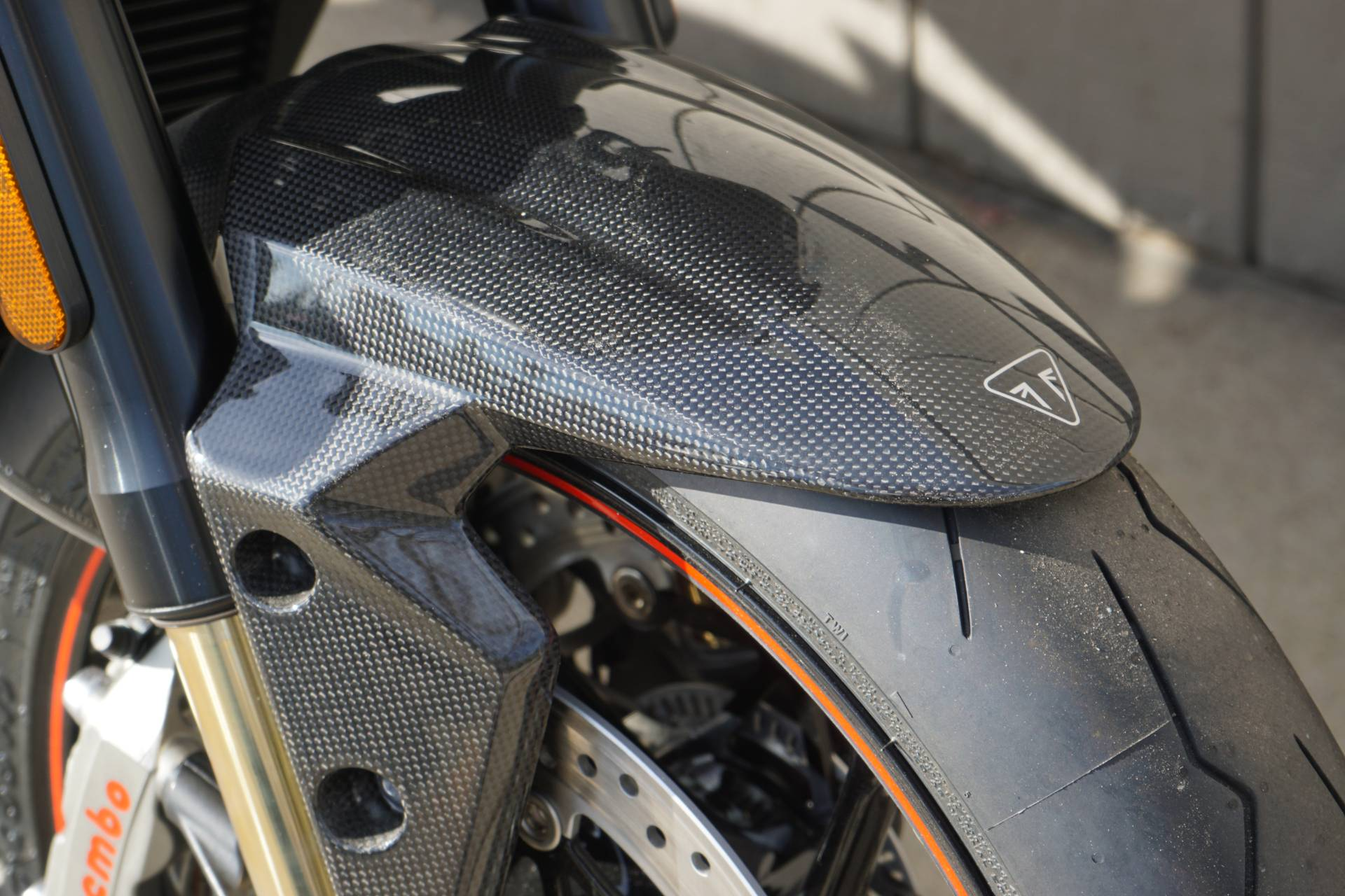 2019 Triumph Speed Triple RS in Elk Grove, California - Photo 4