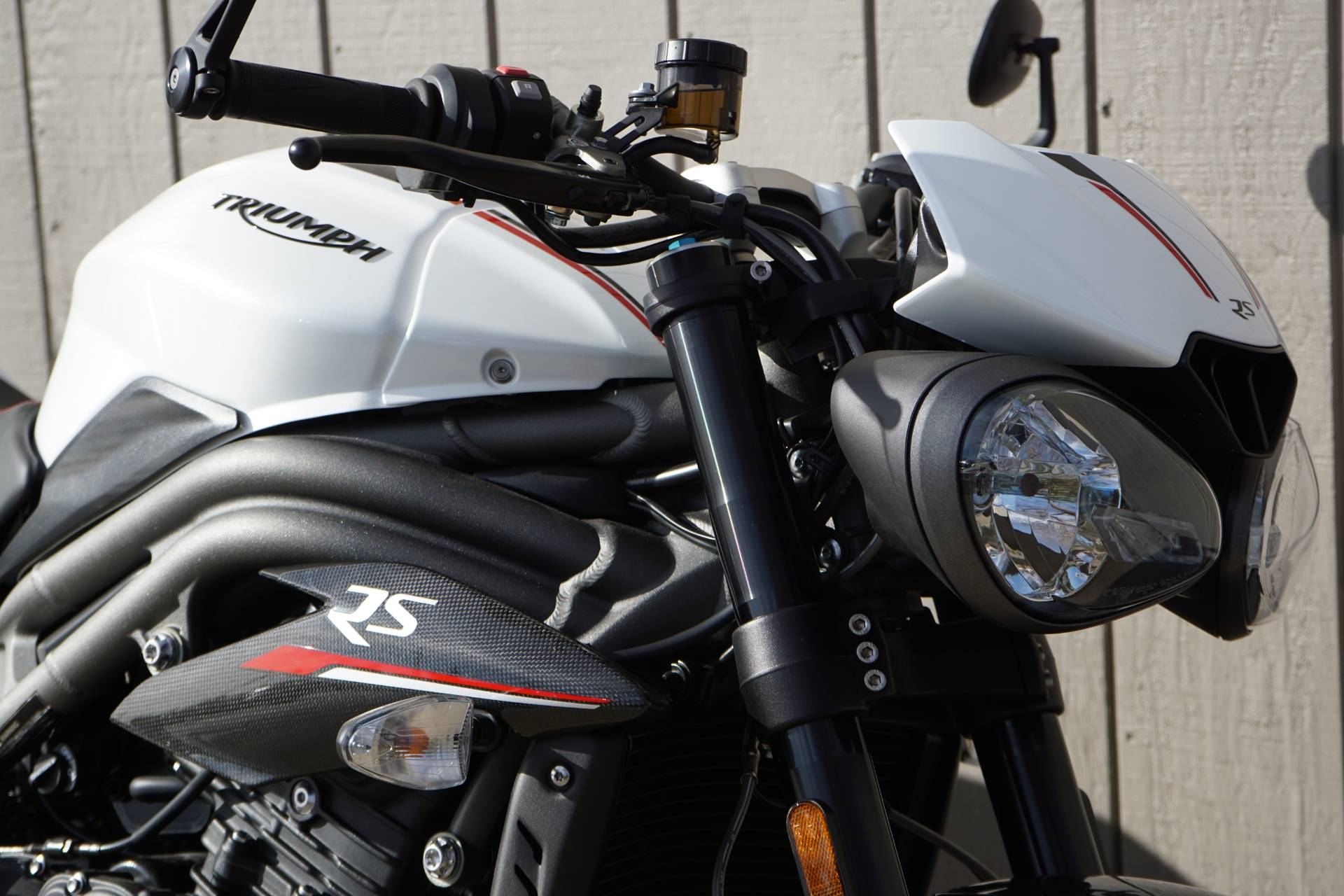 2019 Triumph Speed Triple RS in Elk Grove, California - Photo 5