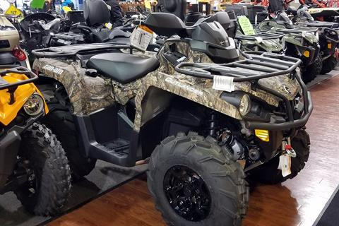 2018 Can-Am Outlander Mossy Oak Hunting Edition 450 in Elk Grove, California
