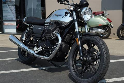 2018 Moto Guzzi V7 III Carbon Shine in Elk Grove, California