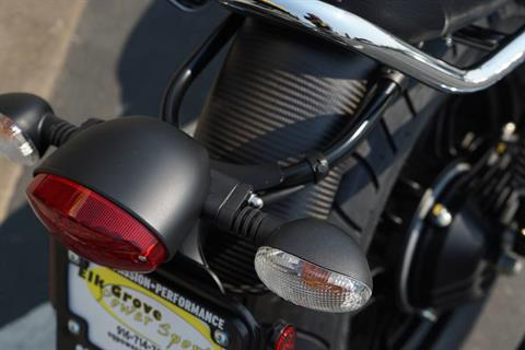 2018 Moto Guzzi V7 III Carbon Shine in Elk Grove, California - Photo 4