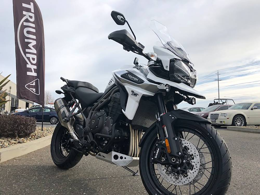 2018 Triumph Tiger 1200 XCa in Elk Grove, California