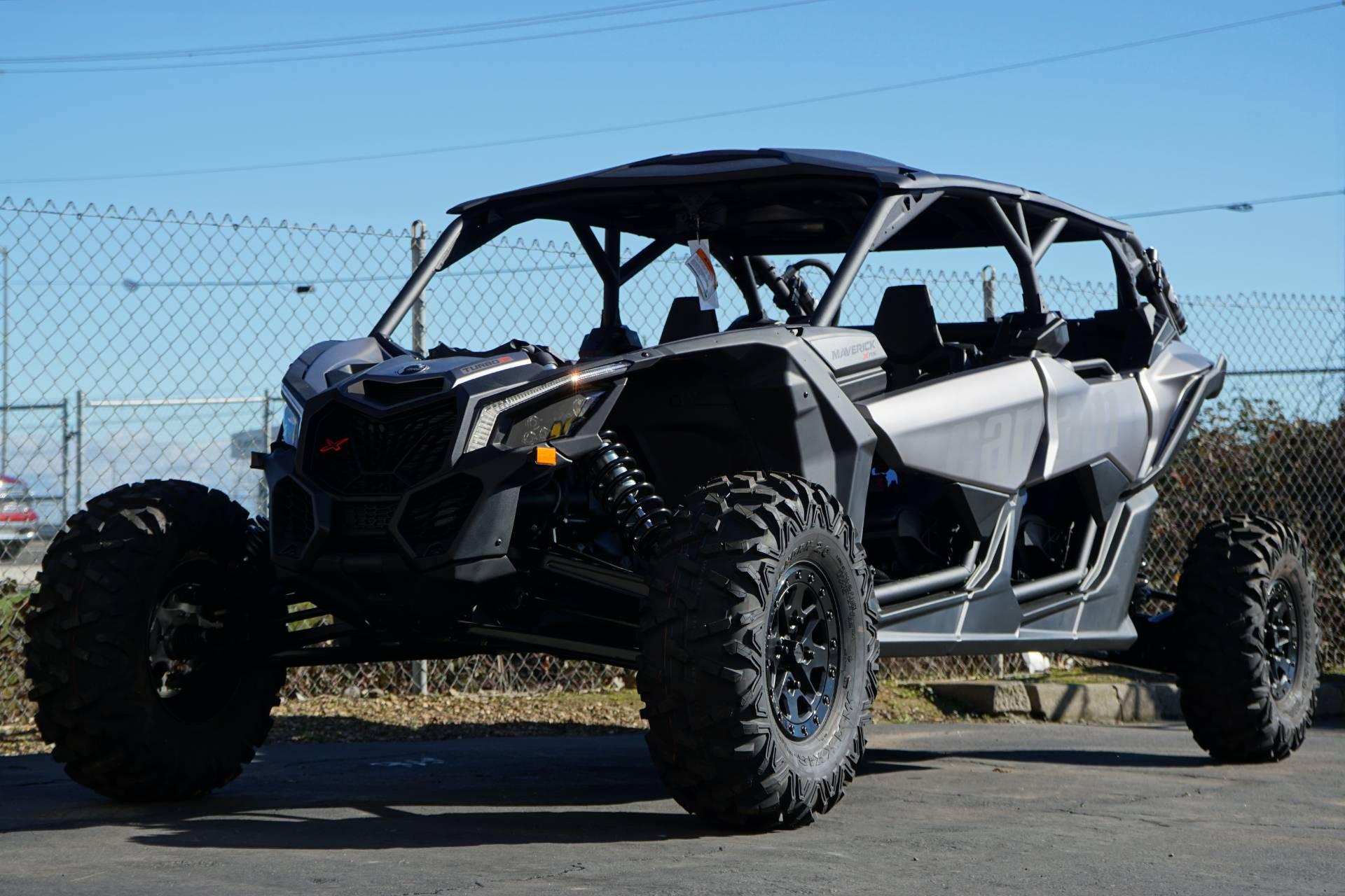 2019 Can-Am™ Maverick X3 Max X rs Turbo R 2