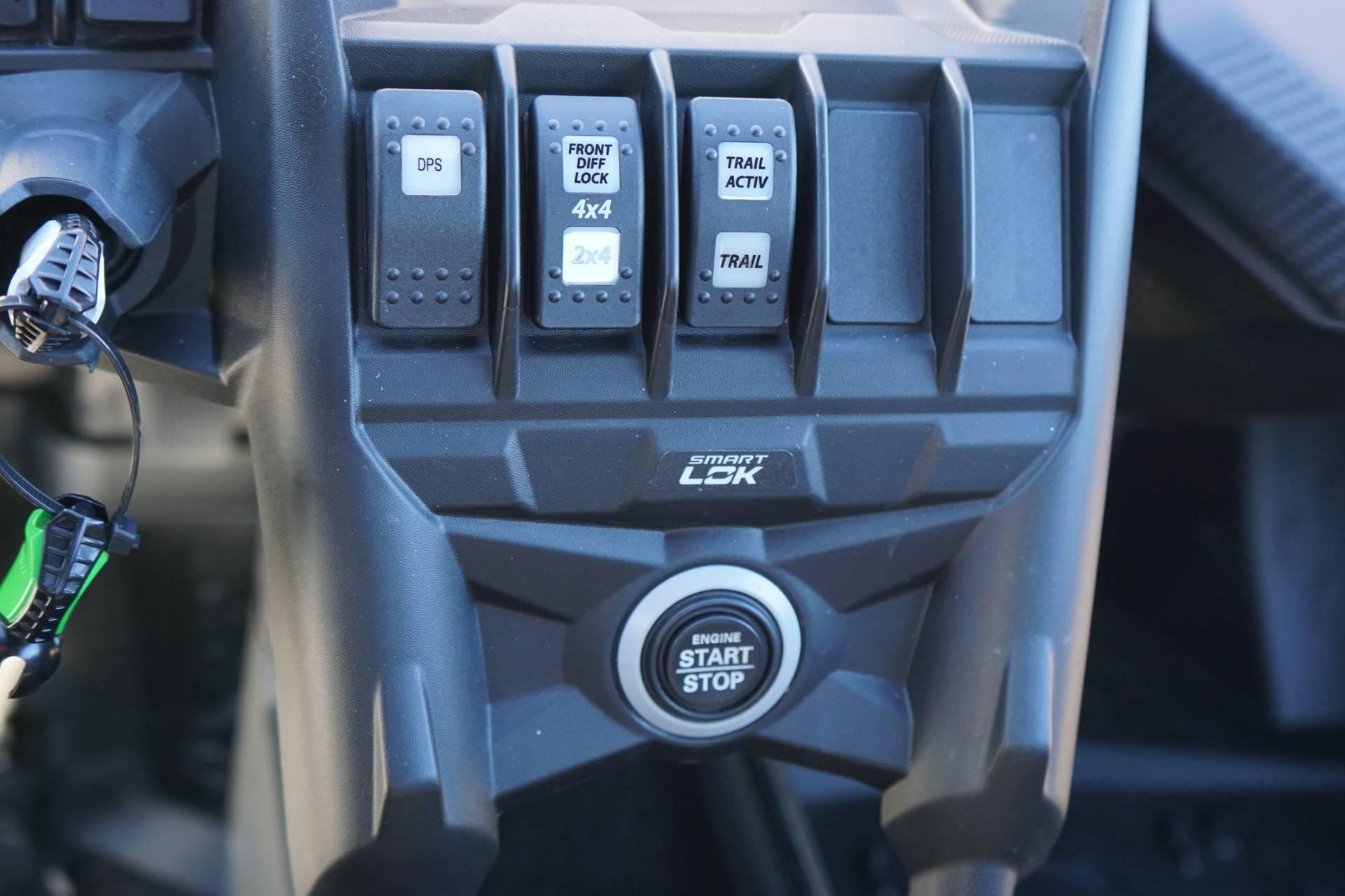 2019 Can-Am™ Maverick X3 Max X rs Turbo R 12
