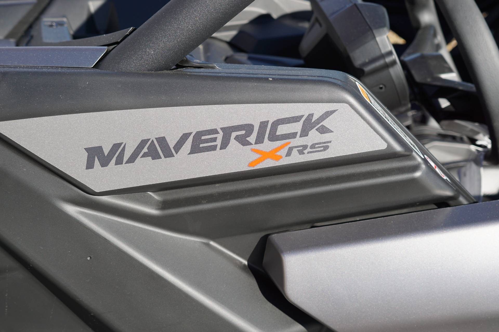 2019 Can-Am™ Maverick X3 Max X rs Turbo R 11