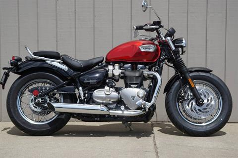 2019 Triumph Bonneville Speedmaster in Elk Grove, California - Photo 1