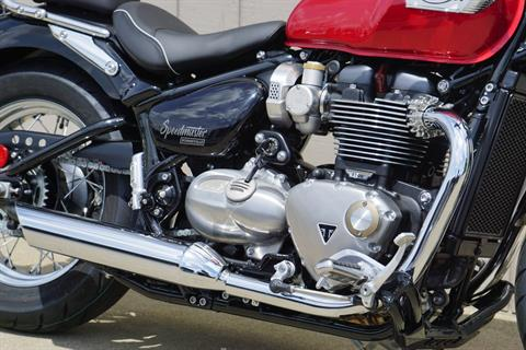 2019 Triumph Bonneville Speedmaster in Elk Grove, California - Photo 5