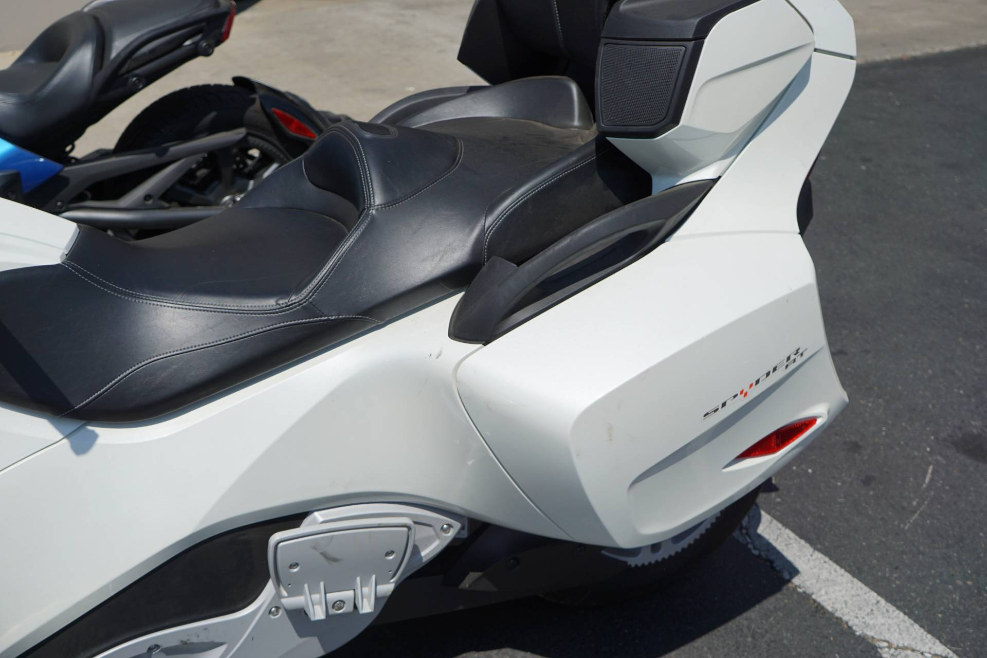 2017 Can-Am Spyder RT SE6 in Elk Grove, California