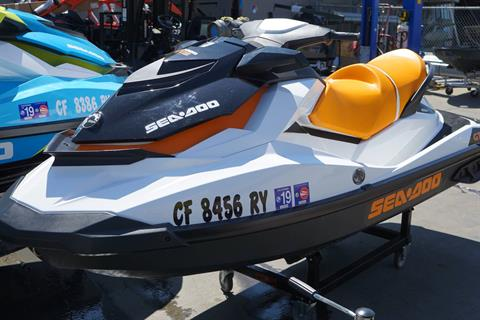 2017 Sea-Doo GTS in Elk Grove, California