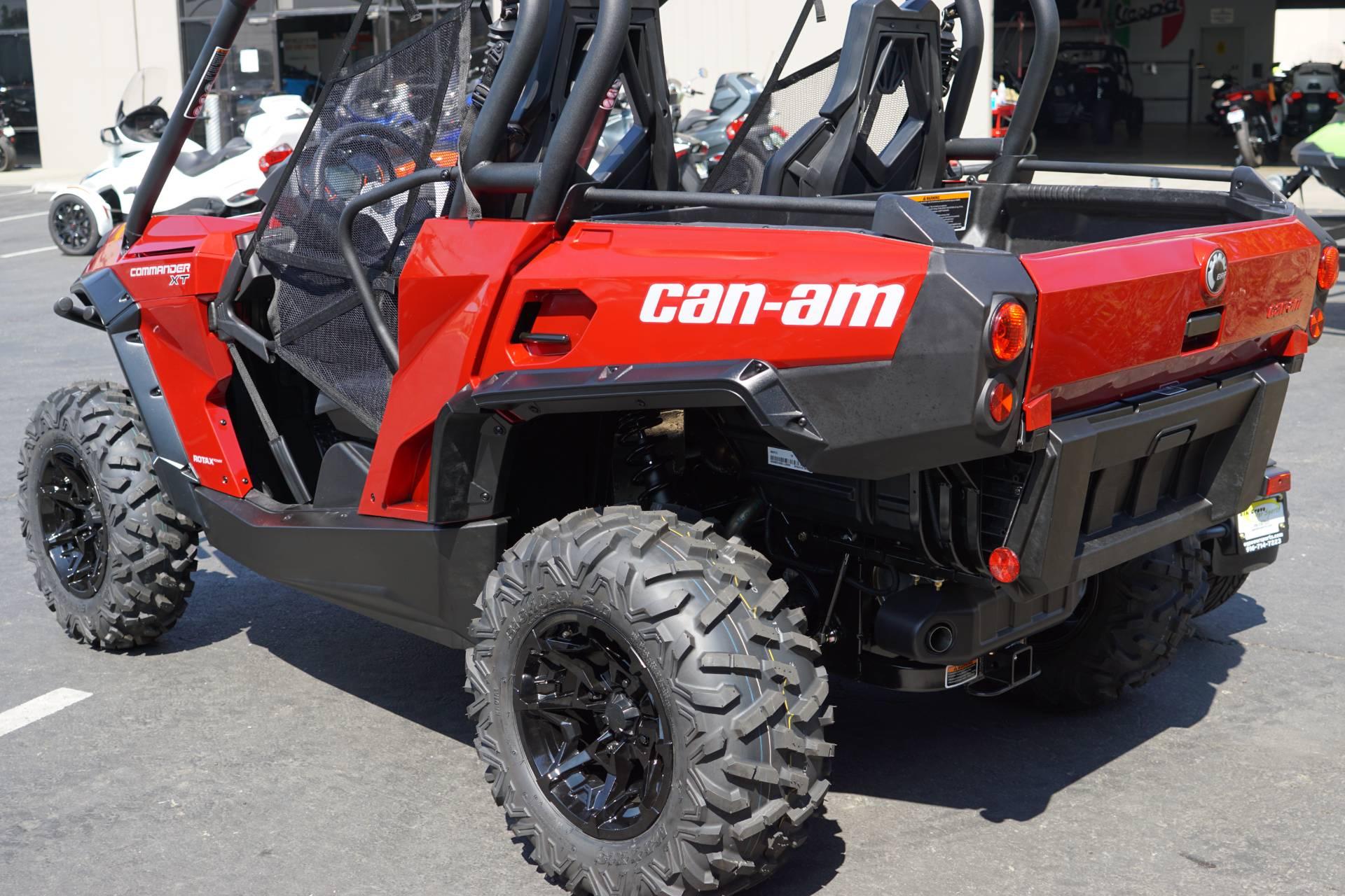 2018 Can-Am™ Commander XT 1000R 9