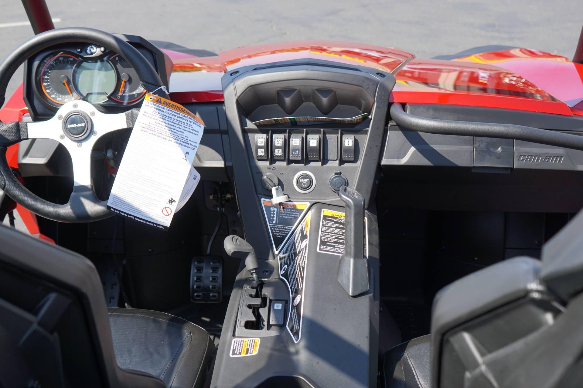 2018 Can-Am™ Commander XT 1000R 12