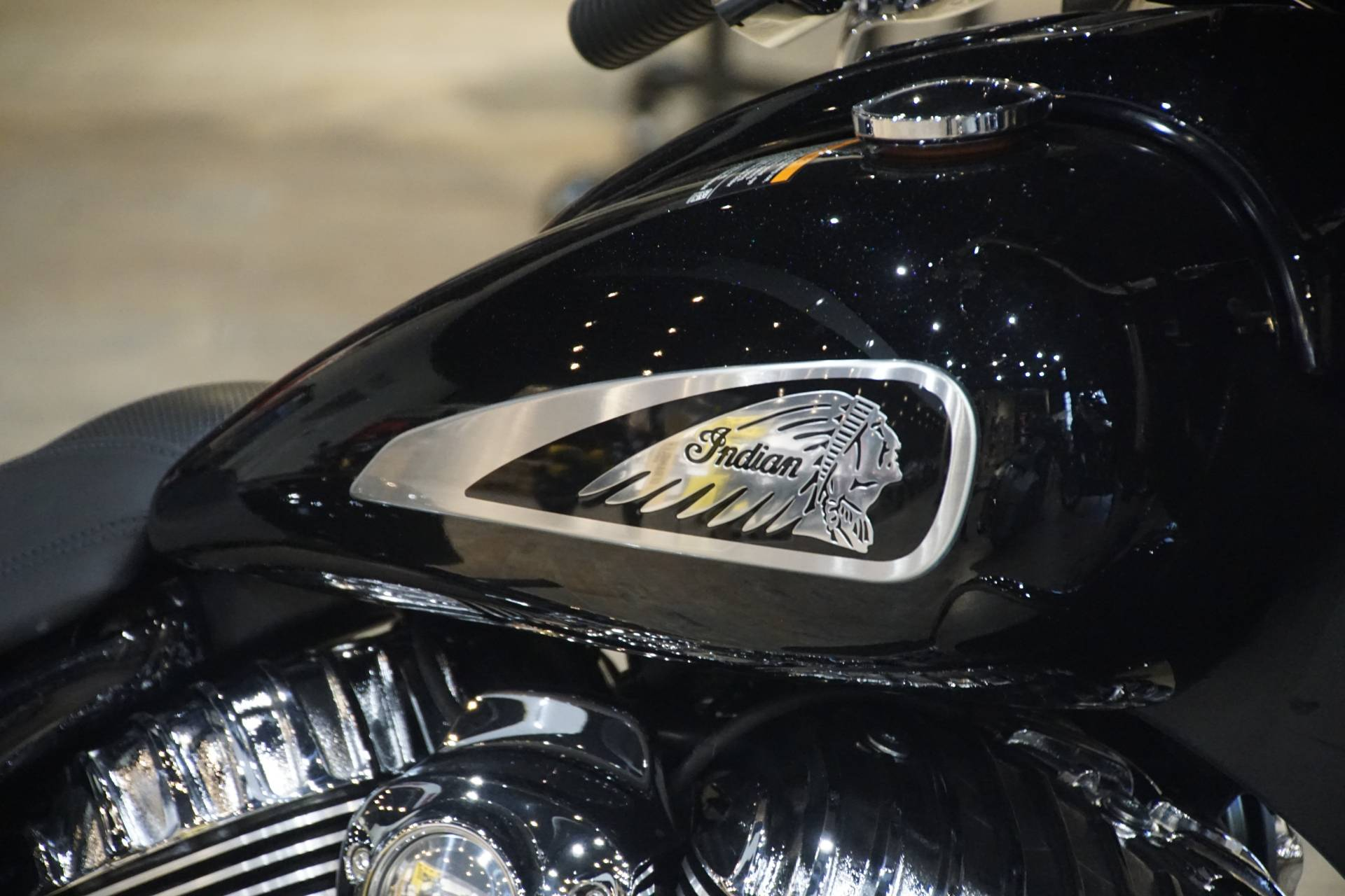 2020 Indian Chieftain® Limited in Elk Grove, California - Photo 5