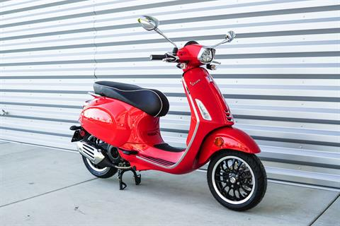 2020 Vespa Sprint 150 in Elk Grove, California - Photo 4