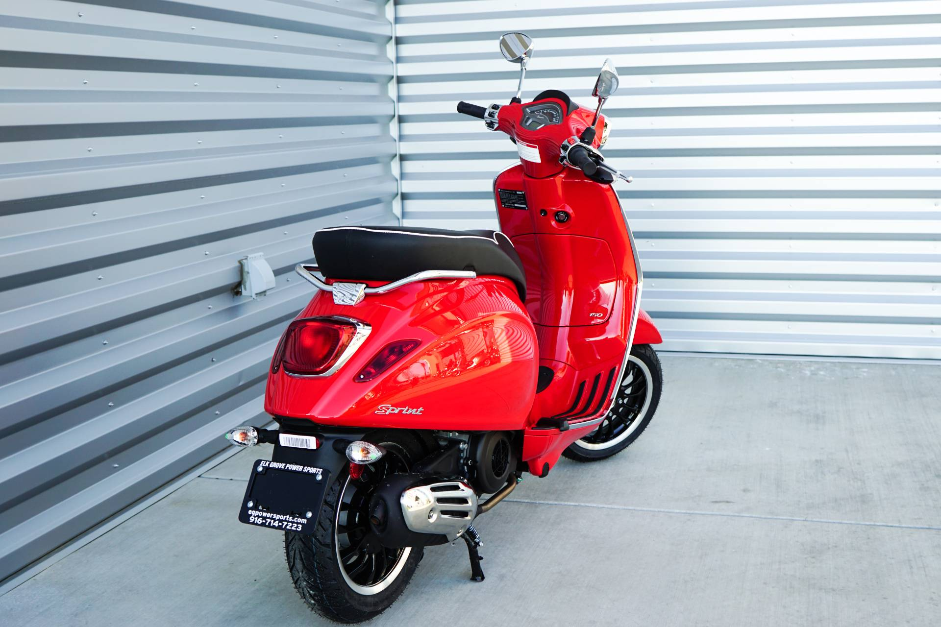 2020 Vespa Sprint 150 in Elk Grove, California - Photo 5