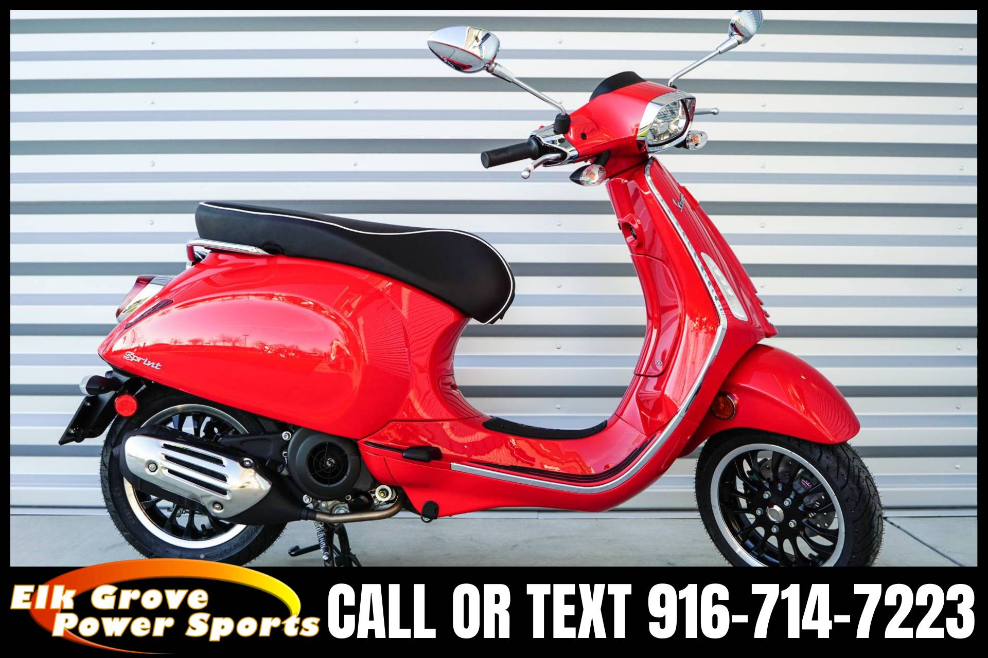 2020 Vespa Sprint 150 in Elk Grove, California - Photo 1