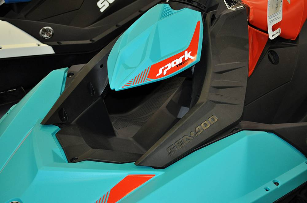 2018 Sea-Doo Spark 3up Trixx iBR in Elk Grove, California