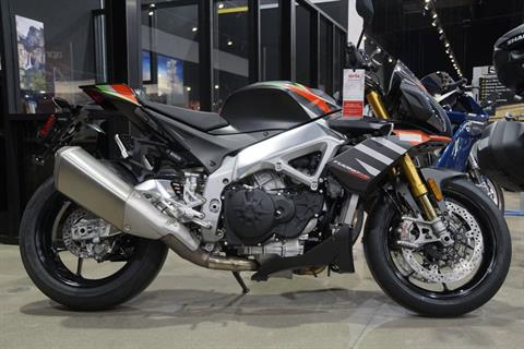 2020 Aprilia Tuono V4 1100 Factory in Elk Grove, California - Photo 2