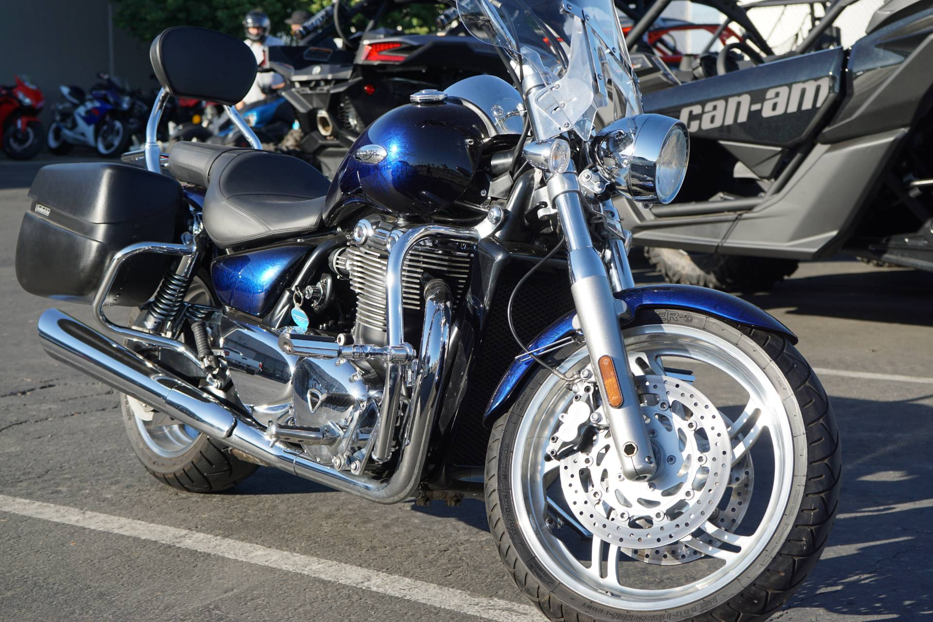 2013 Triumph Thunderbird ABS in Elk Grove, California
