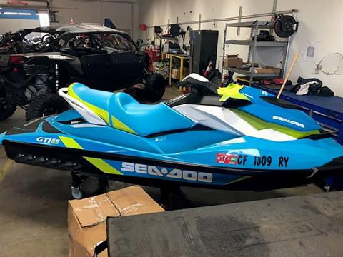 2016 Sea-Doo GTI SE 155 in Elk Grove, California