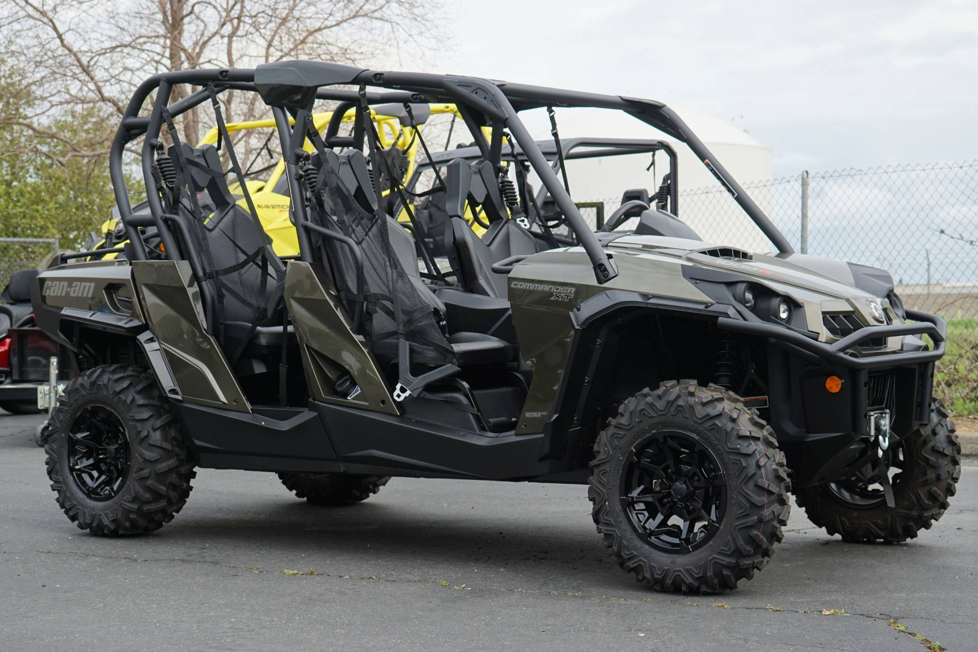 2019 Can-Am Commander MAX XT 1000R in Elk Grove, California - Photo 1