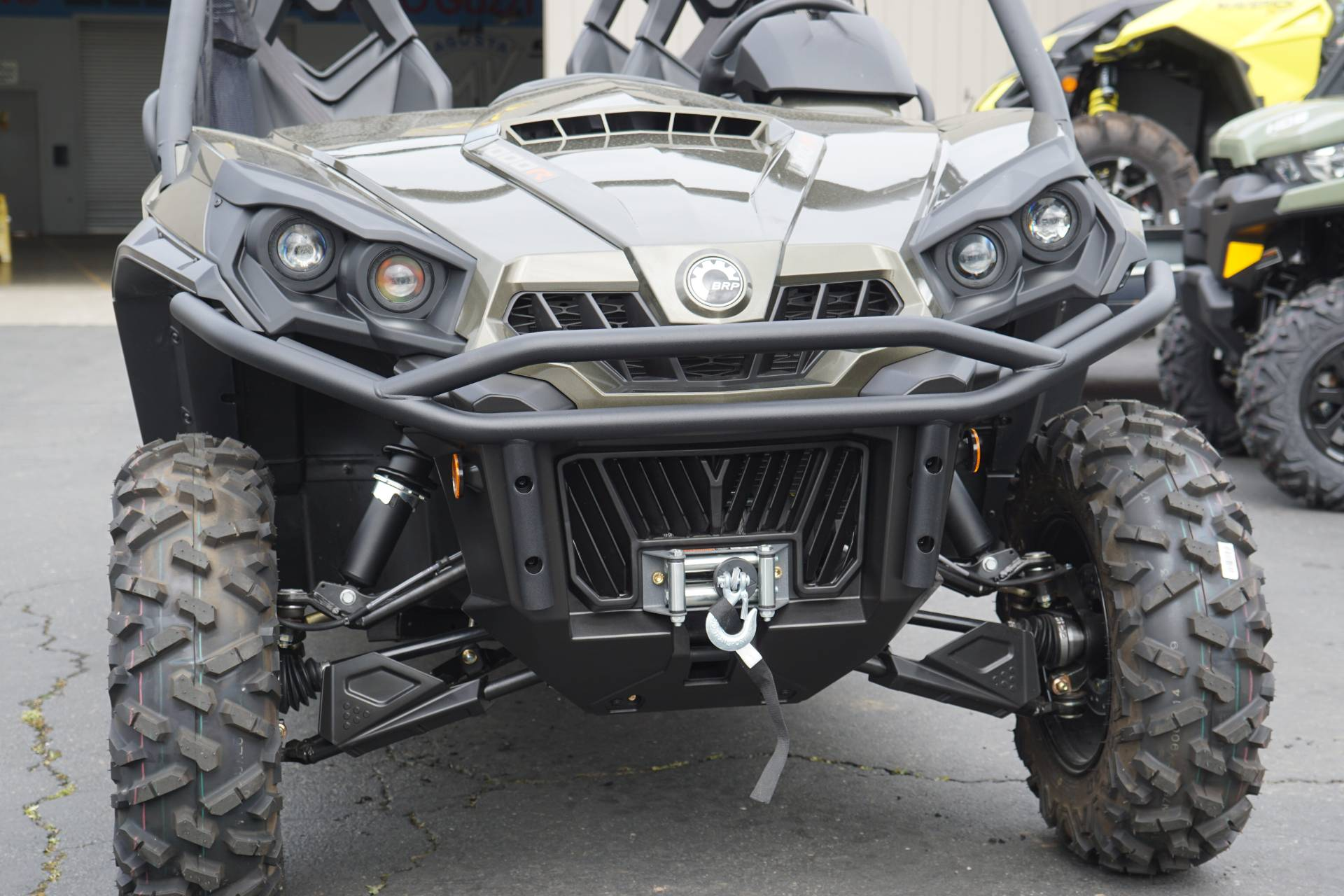 2019 Can-Am Commander MAX XT 1000R in Elk Grove, California - Photo 3