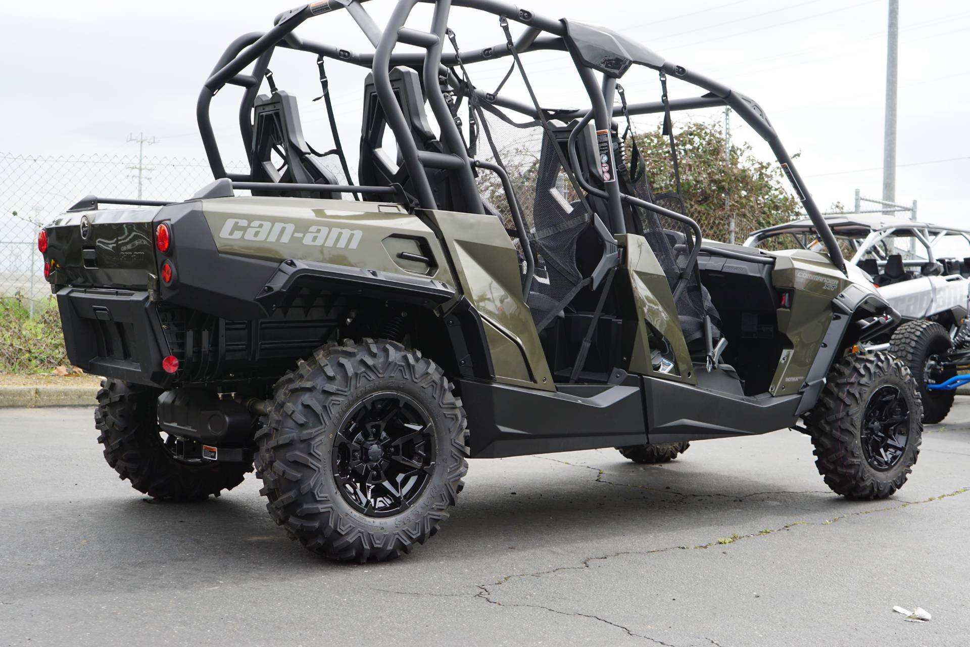 2019 Can-Am Commander MAX XT 1000R in Elk Grove, California - Photo 8