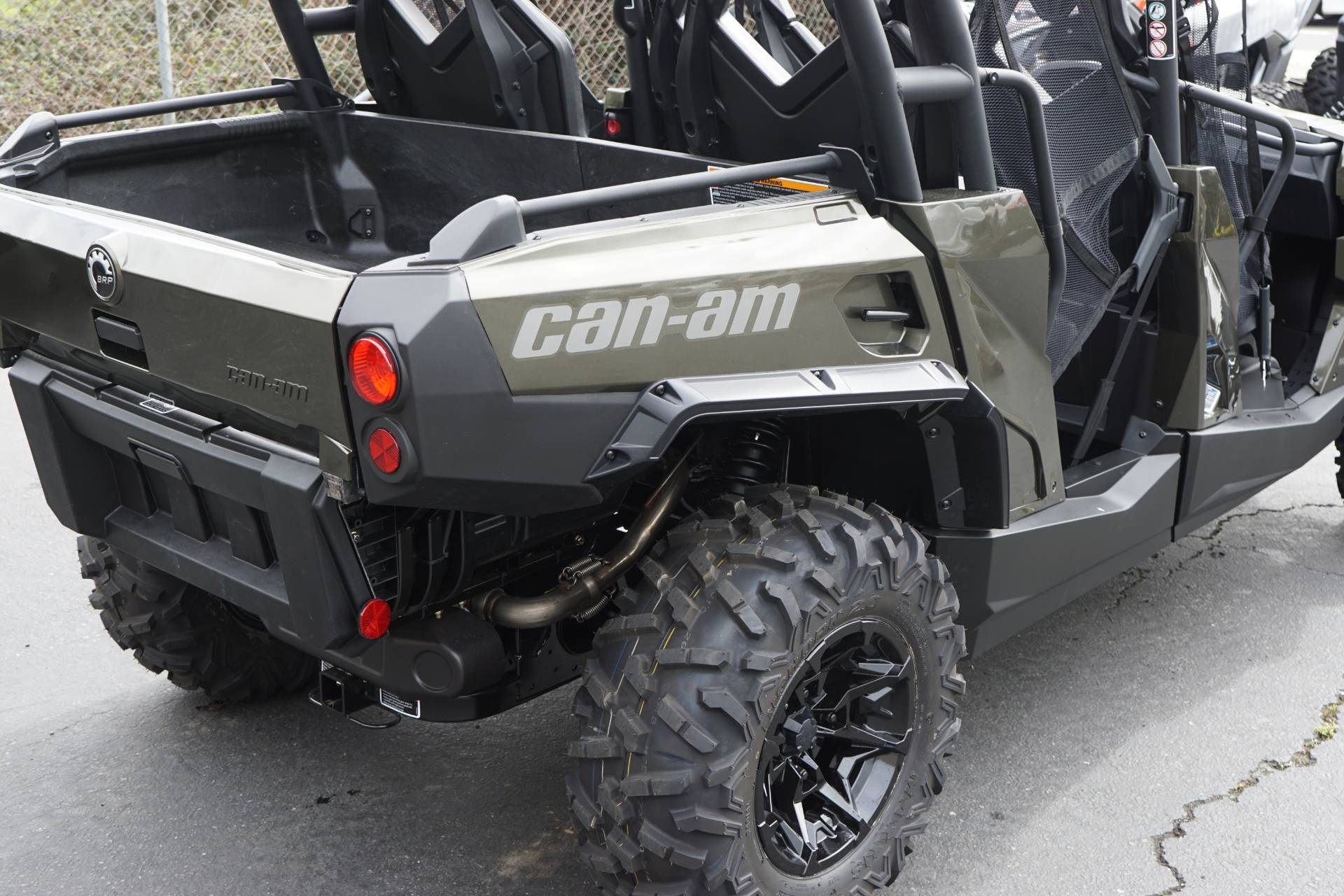 2019 Can-Am Commander MAX XT 1000R in Elk Grove, California - Photo 9