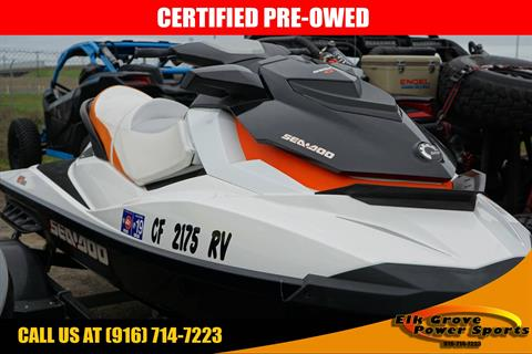 2013 Sea-Doo GTI™ SE 130 in Elk Grove, California