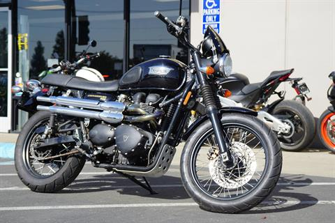 2016 Triumph Scrambler in Elk Grove, California