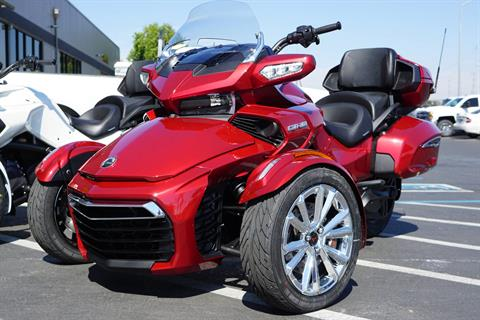 2018 Can-Am Spyder F3 Limited in Elk Grove, California