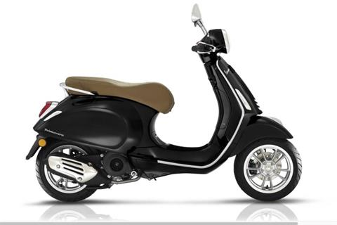 2019 Vespa Primavera 150 ABS in Elk Grove, California