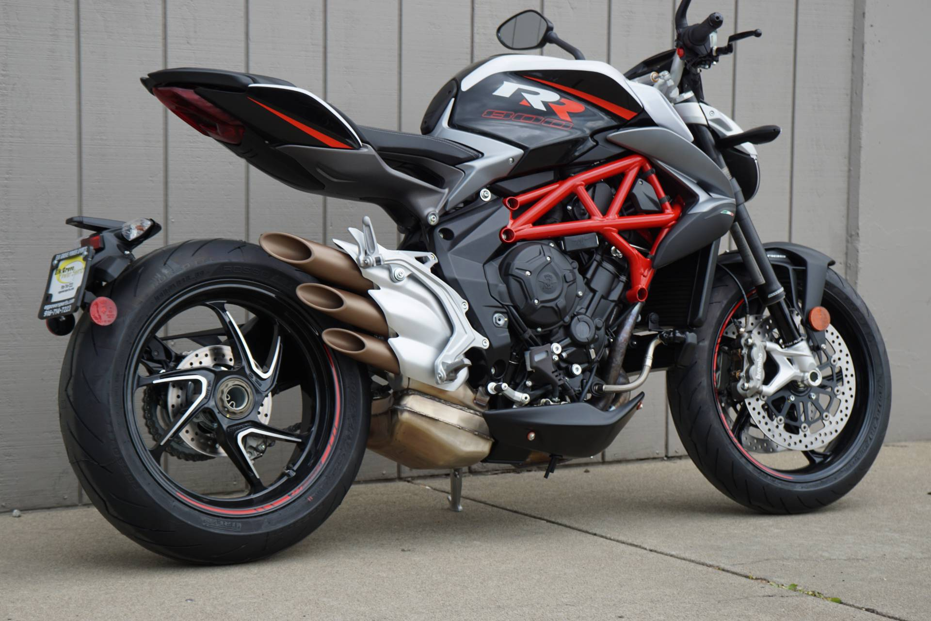 2019 MV Agusta Brutale 800 RR in Elk Grove, California - Photo 11