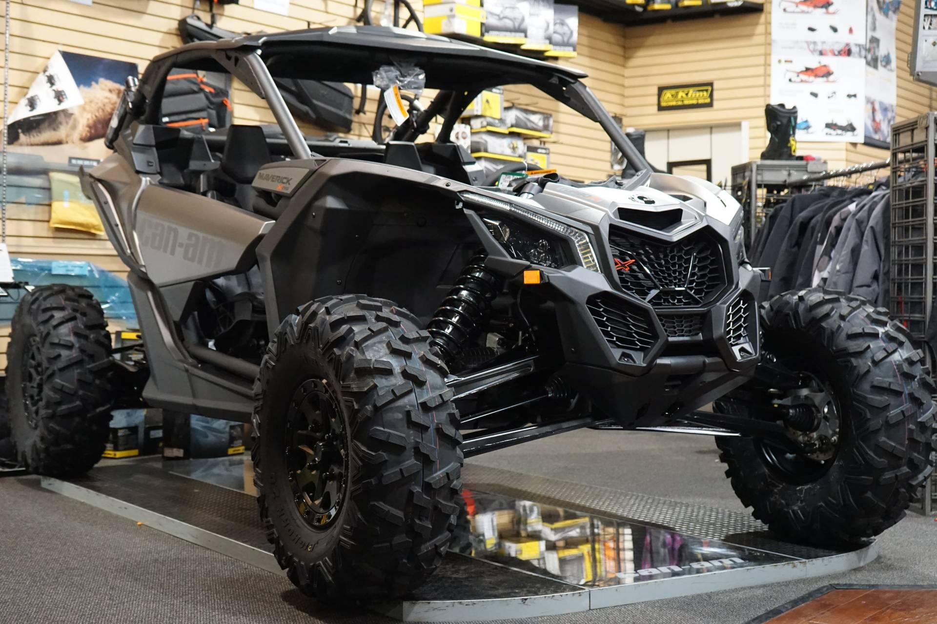 2019 Can-Am Maverick X3 X rs Turbo R in Elk Grove, California