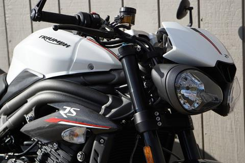 2019 Triumph SPEED TRIPLE RS in Elk Grove, California