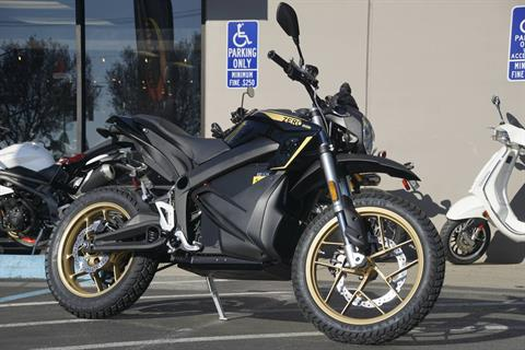 2020 Zero Motorcycles DSR ZF14.4 + Charge Tank in Elk Grove, California