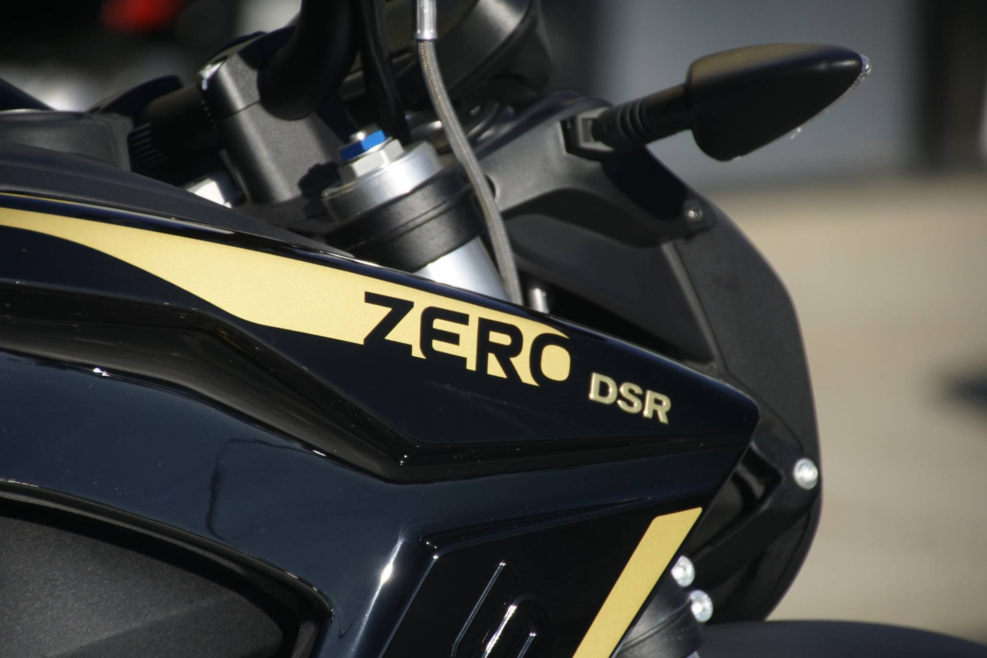 2020 Zero Motorcycles DSR ZF14.4 + Charge Tank in Elk Grove, California - Photo 8
