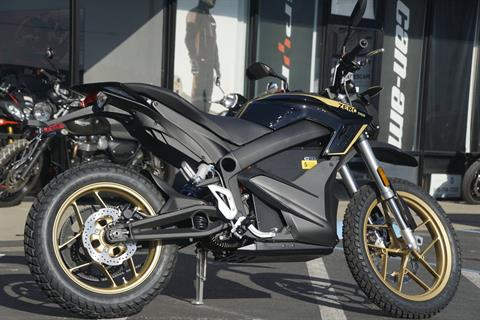 2020 Zero Motorcycles DSR ZF14.4 + Charge Tank in Elk Grove, California - Photo 9