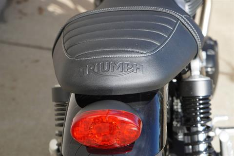 2018 Triumph Street Twin in Elk Grove, California