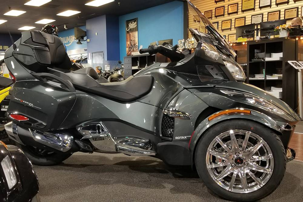 2017 Can-Am™ Spyder RT Limited 2